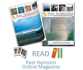Past Horizons Free Archaeology Opportunities Magazine